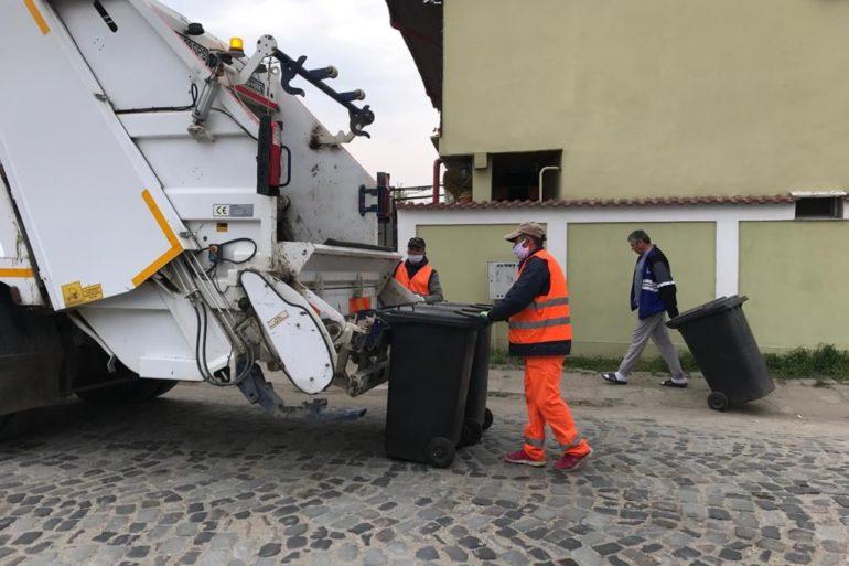 Salubritate Craiova va sista ridicarea gunoiului de la 1 iulie 2021